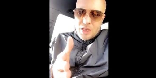 Bassem s'est longuement exprimé pour la première fois après son agression par Sadek (Vidéo)