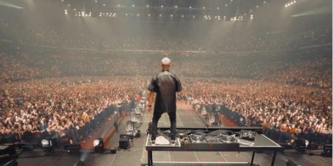 Dj Snake enflamme l'U Arena en provoquant le ''mur de la mort'' (Vidéo)