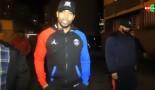 Quand Rohff se baladait tranquillement dans les rues de Marseille en mode PSG (Vidéo)