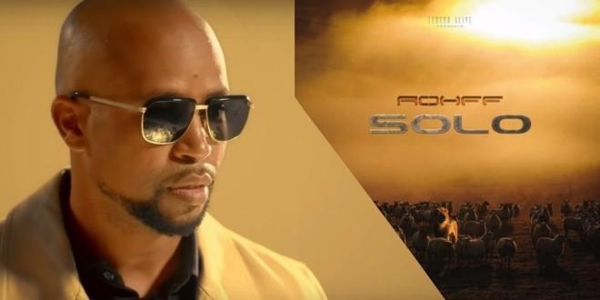 Rohff envoie du lourd avec son nouveau morceau ''Solo'' (Son)