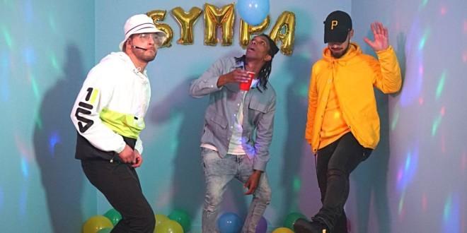 Le groupe Le Square illuminera votre confinement avec son nouveau titre ''Sympa'' (Clip Officiel)