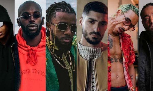 Ce rappeur a réuni Alpha Wann, Lefa, Sneazzy, Alonzo, Leto et Laylow sur son album !