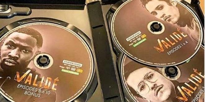 La saison 1 de la série ''Validé'' est enfin disponible en DVD