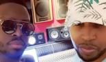 Rohff feat Dadju c'est fait : Les deux artistes étaient ensemble au studio (Vidéo)