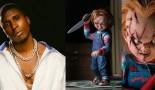 Bosh avoue avoir été bercé par la poupée Chucky quand il était enfant !