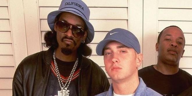 Pour Snoop Dogg, Eminem n'est pas dans le top 10 des meilleurs rappeurs de l'histoire