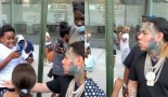 6ix9ine descend dans les rues de New York pour distribuer de l'argent