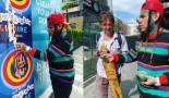6ix9ine distribue gratuitement ses CD lui-même dans la rue après le flop de son album