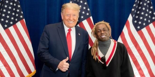 Après son soutien à Trump, Lil Wayne se fait lyncher sur la toile