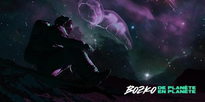 Bozko nous emmène en voyage dans ''Krypton''