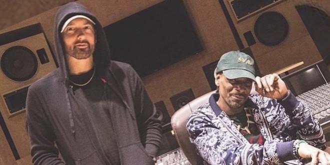 Snoop Dogg et Eminem finalement réconciliés à cause de Dr. Dre