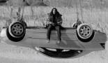 Hatik kick à l'ancienne dans son magnifique nouveau clip ''Crashtest''