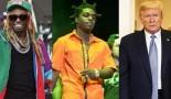 Donald Trump sauve Lil Wayne de la prison et gracie Kodak Black