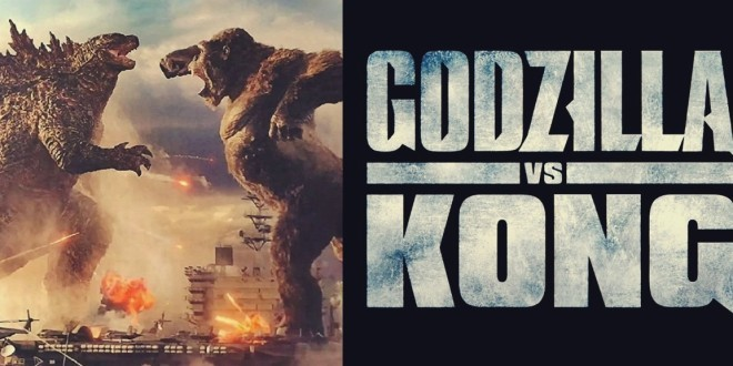 Godzilla Vs King Kong : la première bande annonce du film est là