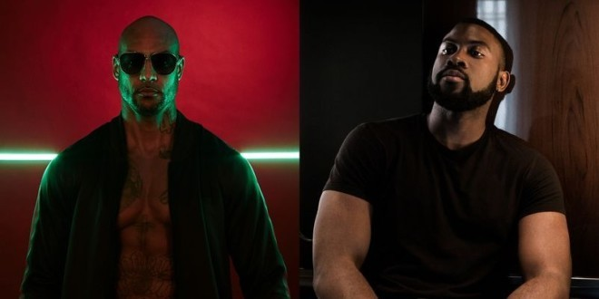 Booba clash Damso et se moque de sa version vinyle (Photos)
