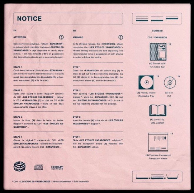 Nekfeu Dévoile La Notice Dutilisation De Son Album Les
