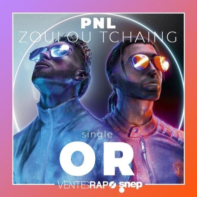 Le titre ''Zoulou Tchaing'' de PNL est certifié single d'or, le 10e de l'album !