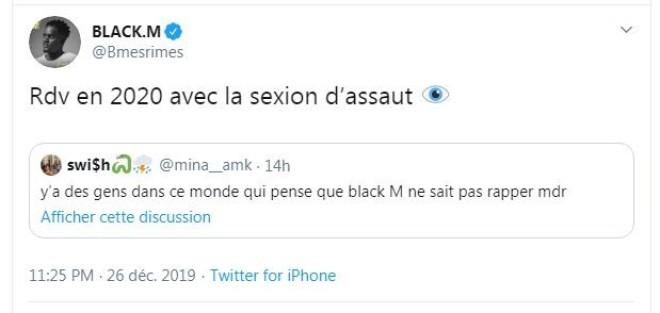 Black M annonce officiellement le retour de la Sexion d'Assaut en 2020 !