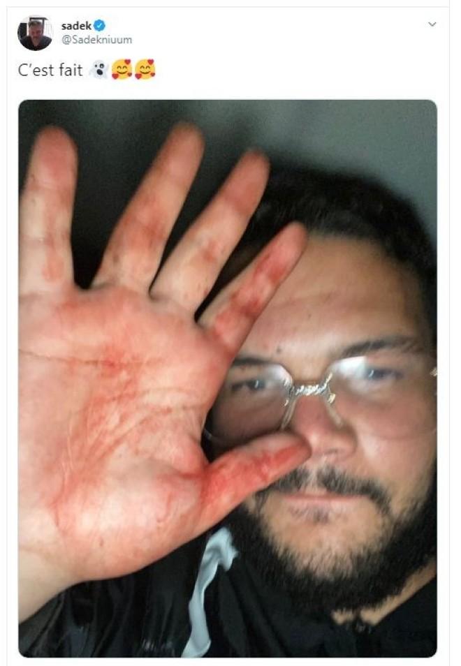 Sadek a rencontré Bassem et a réglé ses comptes violemment avec lui ! (Vidéo)