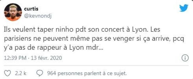 Le concert de Ninho à Lyon menacé d'annulation suite à l'affaire de Bassem et Sadek !
