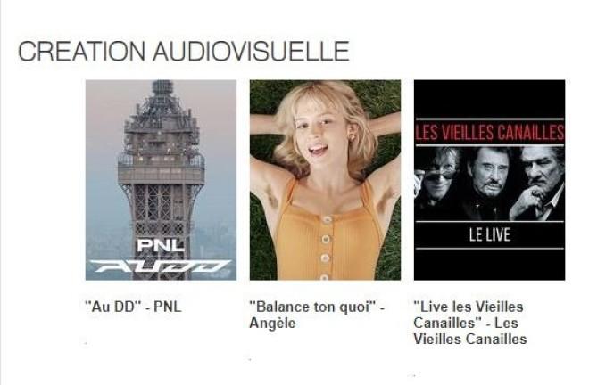 Le clip ''Au DD'' de PNL élu meilleure création audiovisuelle aux Victoires de la musique 2020 !