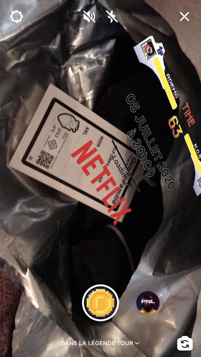 La collaboration de PNL et Netflix sortira en juillet et sera intitulé ''Dans la légende Tour''