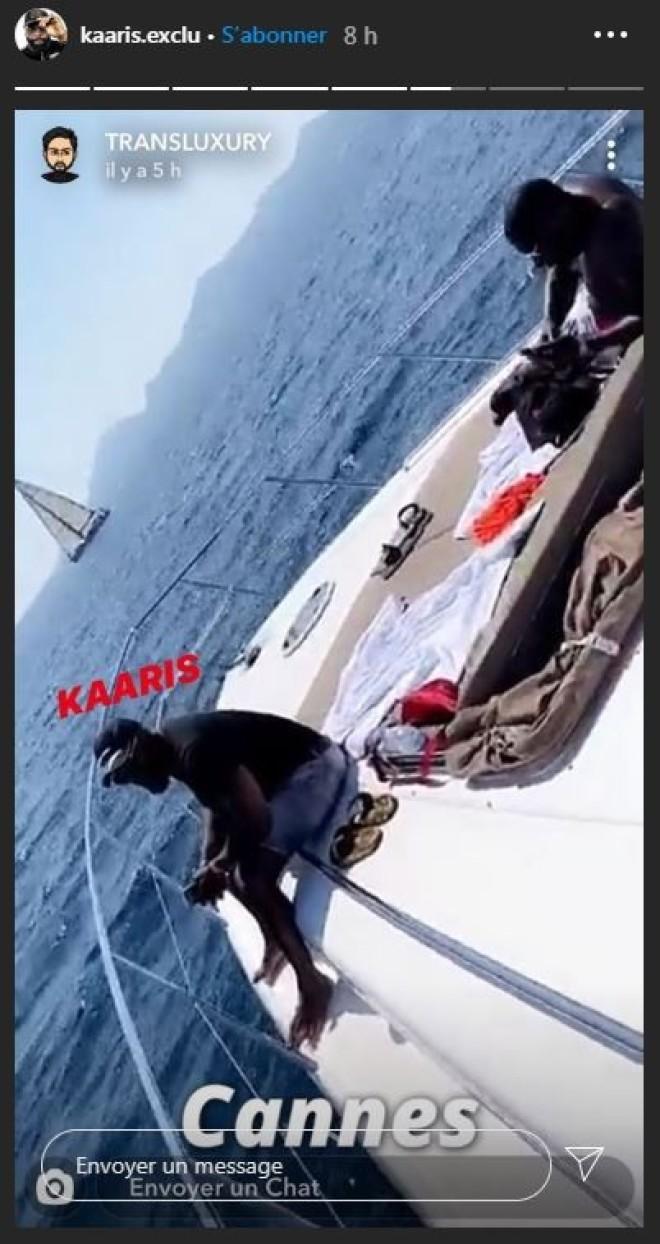Kaaris se fait attaquer à Cannes par plusieurs individus suite à une rixe (Vidéo)