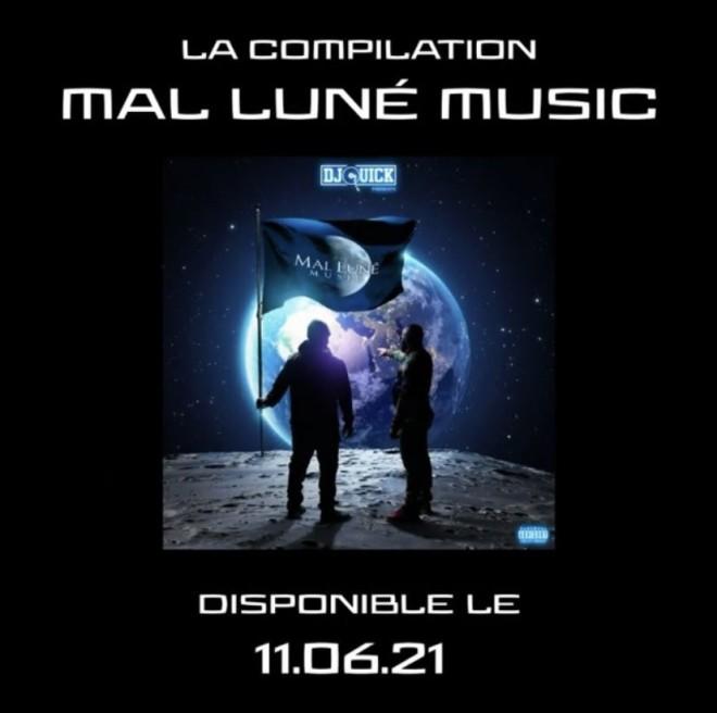 La compilation ''Mal Luné Music'' avec Ninho, SCH et plein d'autres sortira le 11 juin