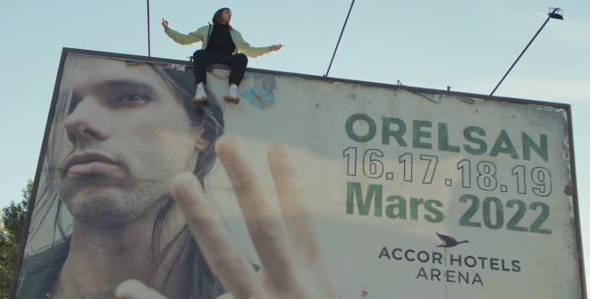Orelsan annonce son retour sur scène en 2022 avec 4 dates à l'AccorHotels Arena