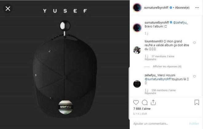 SCH et Rohff adressent un magnifique message à Sefyu pour la sortie de son album !