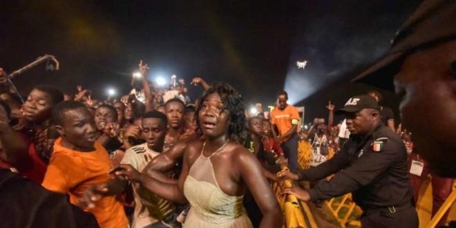 Plusieurs blessés pendant le concert de Kaaris en Côte d'Ivoire, ça a totalement dégénéré !